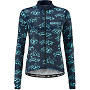 Morvelo Womens Cols Thermoactive LS Jersey AW19