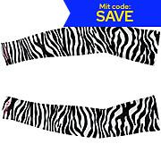 Primal Zebra Print Arm Warmers
