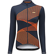 dhb Classic Womens LS Jersey - Spiral