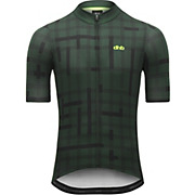 dhb Classic Short Sleeve Jersey - Matrix 2