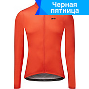 dhb Classic Long Sleeve Jersey - Plain