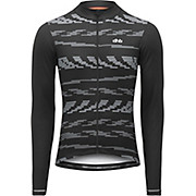 dhb Classic Long Sleeve Jersey - Tread