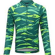 dhb Kids Long Sleeve Jersey - Forest