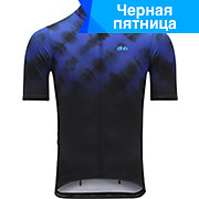 dhb Blok Short Sleeve Jersey - Indigo