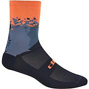 dhb Blok Sock - Molten