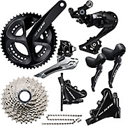 Shimano 105 R7020 Road Disc Groupset