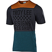 Troy Lee Designs Skyline Short Sleeve Jersey Checkers AW19