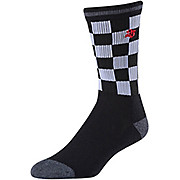 Troy Lee Designs Checker Crew Sock AW19