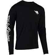 Troy Lee Designs Skully L-S Tee AW19