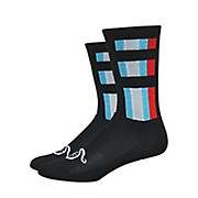 Defeet Aireator Handlebar Mustache Delux Socks AW19