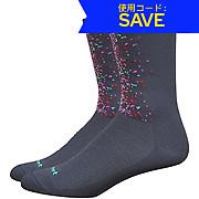 Defeet Aireator 6 Splatter Socks AW19