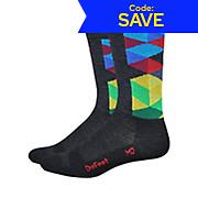 Defeet Wooleator 6 Karidescope Socks