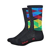 Defeet Wooleator 6 Karidescope Socks AW19