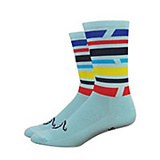 Defeet Aireator 6 Mind the Gap Socks AW19