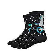 Defeet Aireator Womens 4 Unicorn Socks