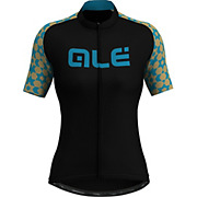 Alé Womens Prime Retro Tile SS Jersey