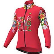 Alé Womens Ale Lab Flowers Jacket AW19