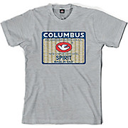 Cinelli Columbus Spirit Grey T-Shirt AW19