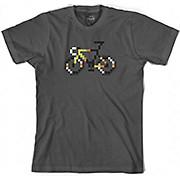 Cinelli Pixel Vigorelli Grey T-Shirt AW19