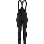 Craft Womens Ideal Pro Wind Bib Tights AW19