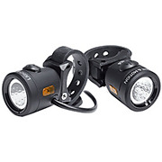 Light and Motion Nip-n-Tuck 500 front eBike Light Set