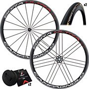 Campagnolo Bora Ultra 35 Clincher Wheels & Tyres