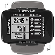 Lezyne Macro Plus GPS Cycling Computer