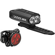 Lezyne Micro Drive 600XL - Zecto Auto Light Set