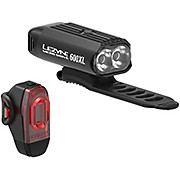 Lezyne Micro Drive 600XL - KTV Light Set