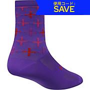 dhb Blok Sock - Criss Cross SS20