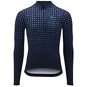 dhb Blok Long Sleeve Jersey - MICRO DOT