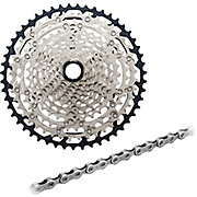 Shimano XT M8100 12 Spd Cassette + Chain Bundle