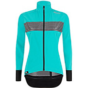 Santini Womens Guard Mercurio Rain Jacket AW19