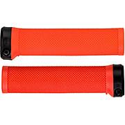 Brand-X Knurled Lock-On Handlebar Grips