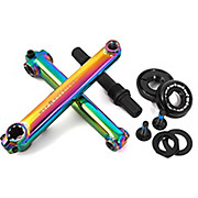 KHE MVP Cranks & BB Kit - Oil Slick