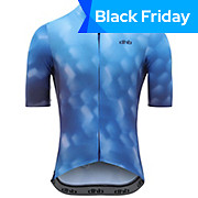 dhb Aeron Speed Short Sleeve Jersey - Bokeh