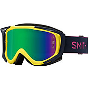 Smith Fuel V.2 SW-XM Goggles Green Mirror Lens