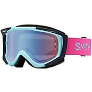 Smith Fuel V.2 SW-X M Goggles Blue Sensor Lens