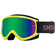 Smith Fuel Max M Goggles Green Mirror Lens