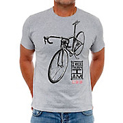 Cycology I Ride Therefore I am T-Shirt SS19