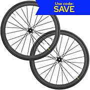 Mavic Ksyrium Pro Carbon UST Disc TDF Wheelset 2020