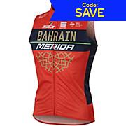 Sportful Bahrain-Merida 2018 Pro Evo Wind Vest SS18