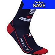 Sportful Bahrain-Merida 2018 Race Light Socks SS18