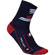 Sportful Bahrain-Merida 2018 Race Light Socks SS18