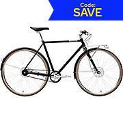 Creme Ristretto Bolt Dynamo Urban Bike 2020