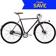 Creme Ristretto Speedstar Urban Bike 2020