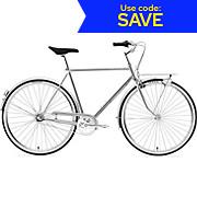 Creme Caferacer Man Uno Urban Bike 2020