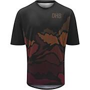 dhb MTB Trail Short Sleeve Jersey - Peaks SS20