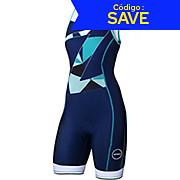 Zone3 Womens Lava Long Distance Trisuit 2019