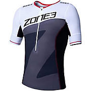 Zone3 Mens Lava Long Distance Tri Top 2019